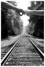 despedida tren