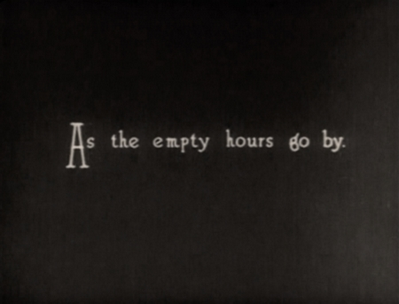Las horas vacias se van...
